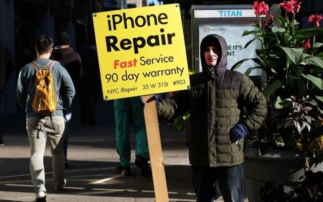 Medida pode ajudar consumidores a manterem seus celulares por mais tempo