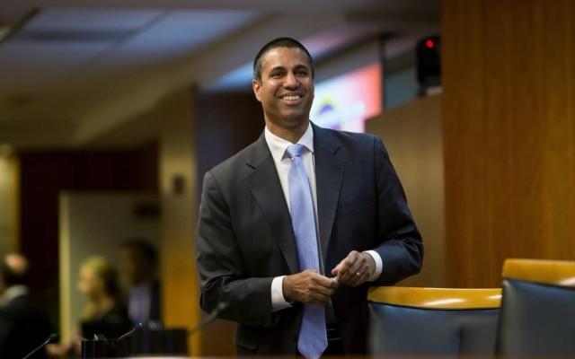 Ajit Pai, o presidente da agência reguladora de telecomunicações dos EUA, colocou a neutralidade da rede na mira