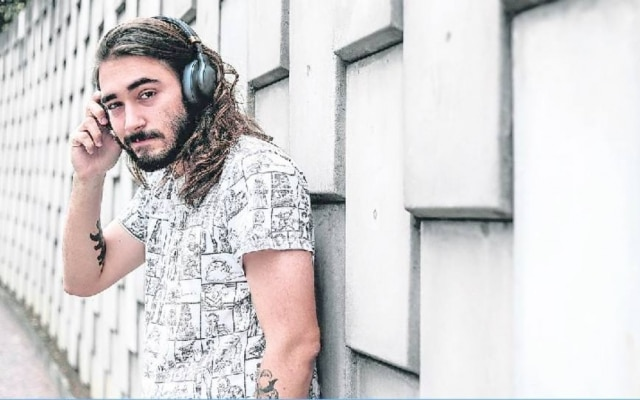 Multiplataforma. O estudante Capelini, de 24 anos, divide atenções entre Spotify e Tidal