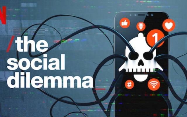 O Dilema das Redes é um documentário deJeff Orlowski e está disponível na Netflix