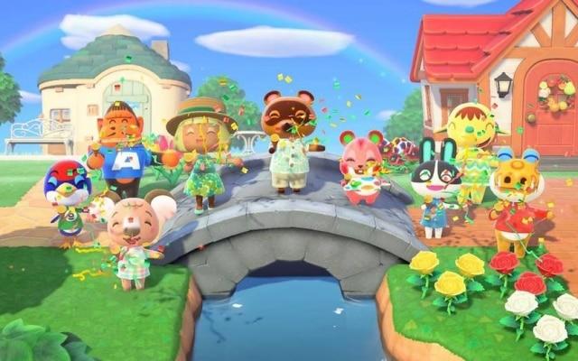 Animal Crossing: New Horizons foi lançado em 20 de março
