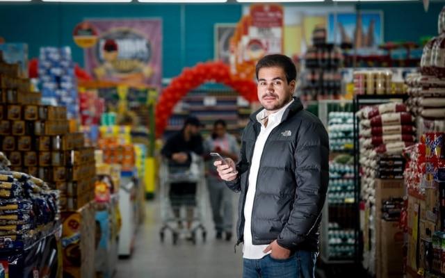 """""""De cara, a possibilidade de alto retorno em um investimento me atraiu"""", conta Jad Antoun"""