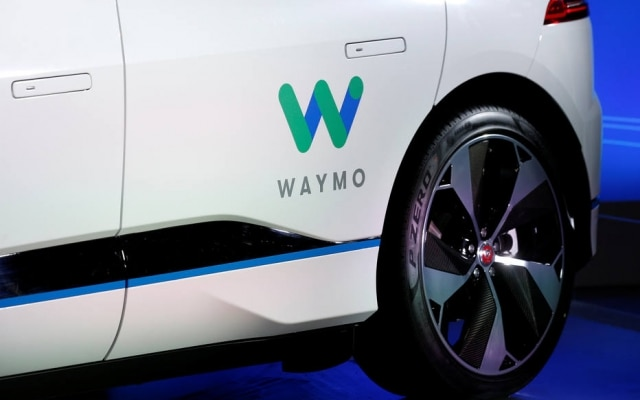 A Waymo é adivisão de carros autônomos da Alphabet, holding que controla o Google