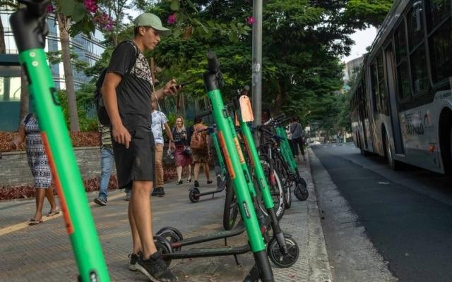 Grin Prime une serviço de bicicletas da Yellow e de patinetes da Grow