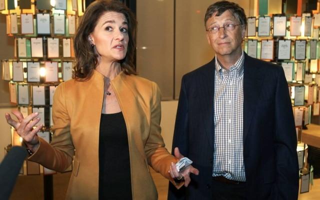 """Caso deixe o cargo na Fundação, Gates ficaria responsável por destinar parte de """"recursos pessoais"""" para garantir o trabalho de Melinda com a filantropia"""