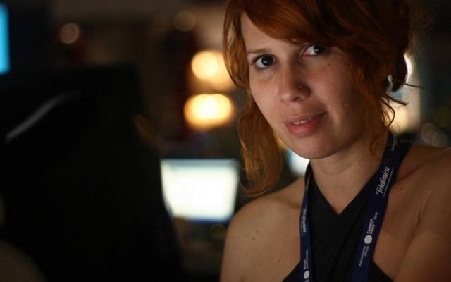 Alda Rocha é palestrante na Campus Party Brasil e comemora o aumento da presença feminina