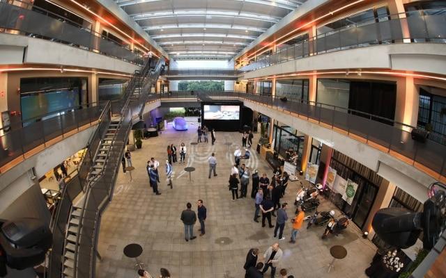 Convivência.Com 140 mil metros quadrados, Ágora Tech Park vai reunir startups e indústrias da região; local é apontado como a peça que faltava para aquecer o ecossistema da cidade