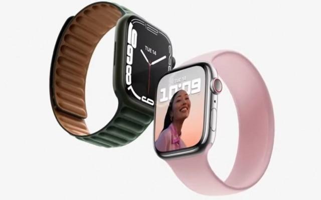Apple Watch 7 tem bordas 40% mais finas em relação ao antecessor