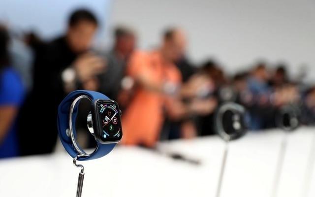 O novo Apple Watch tem foco na área de saúde