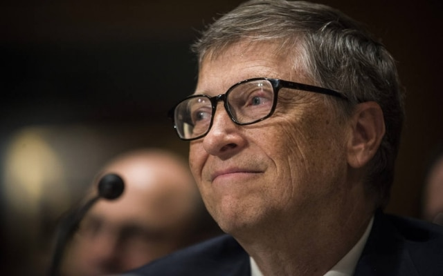 Bill Gates, fundador da Microsoft