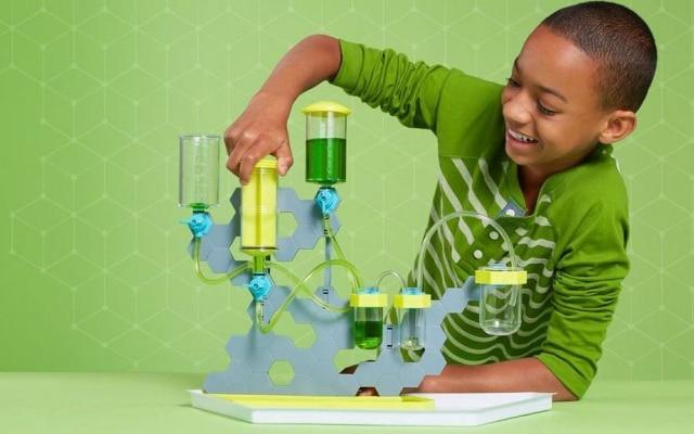 Kit de ciências custa US$ 20 e por enquanto só será vendido nos EUA