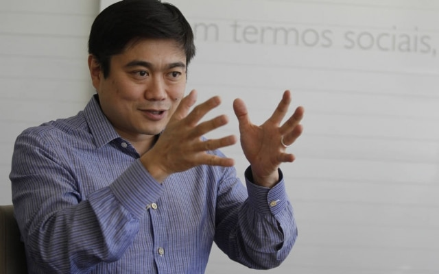 Joi Ito, diretor do MIT Media Lab
