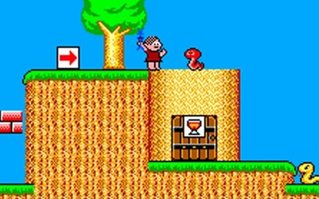 Mônica já foi estrela de jogo no Master System; lançado em 1991,Mônica e O Castelo do Dragãoera versão de game desconhecido estrangeiro