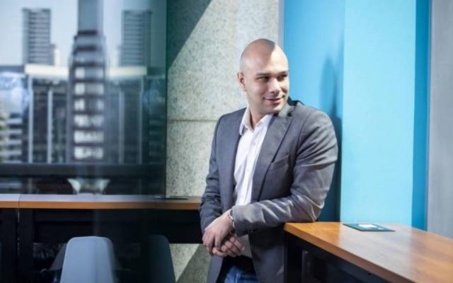 Rafael Forte, presidente executivo da Vtex