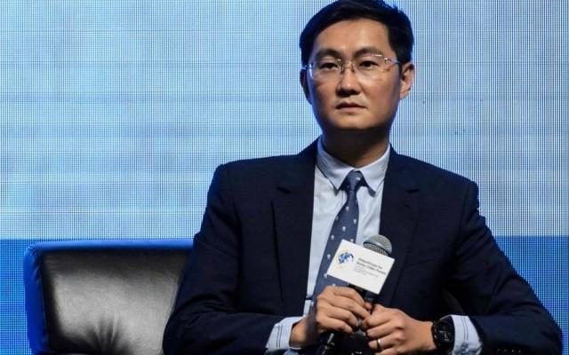Pony Ma Huateng, presidente executivo da Tencent