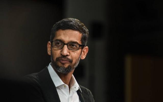 Sundar Pichai, presidente do Google, mudou as regras internas para casos de assédio sexualuma semana depois de ver manifestações de funcionários