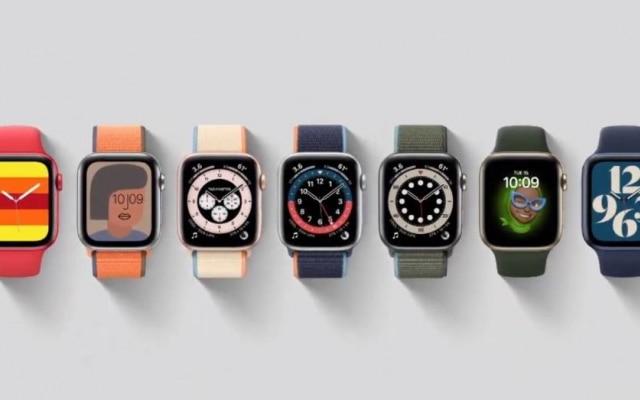 """Apple Watch Series 6 e Apple Watch SE, a versão """"mais barata"""" do dispositivo,estão disponíveis para compra no Brasil a partir desta sexta-feira, 16"""