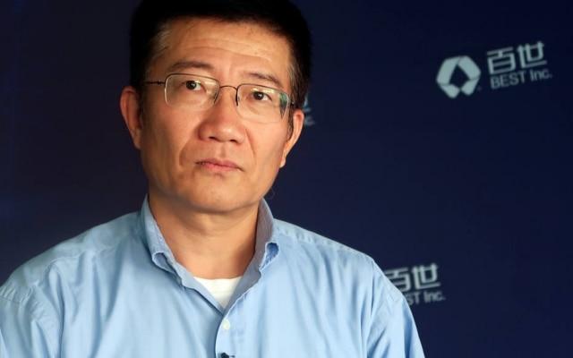 O fundador da BEST Inc Johnny Chou aposta na revolução robótica no sistema de entregas da China