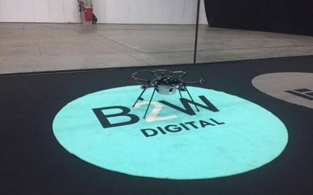 B2W quer entregas por drones a partir de 2021