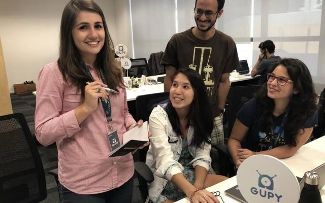 Mariana Dias, fundadora da Gupy, aposta no recrutamento digital como um fator fundamental no mundo pós pandemia de coronavírus