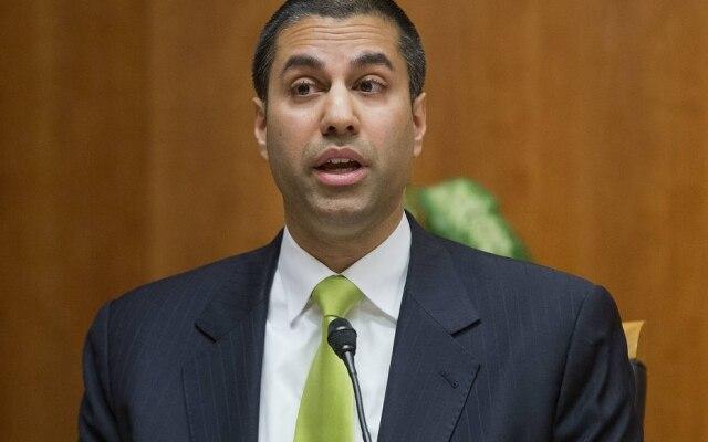 Ajit Pai, presidente da FCC, defende que a neutralidade da rede seja revista.