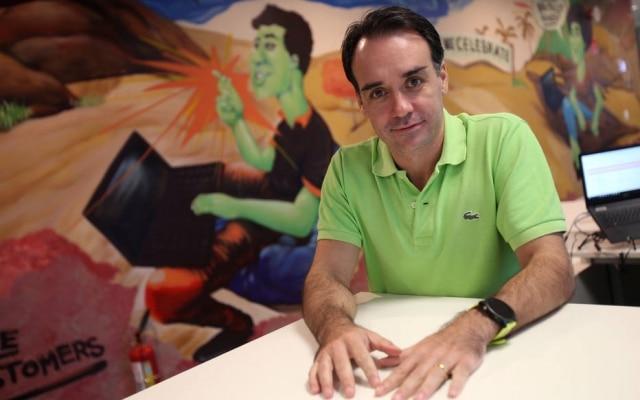Sergio Furio, fundador da Creditas, startup que recebeu novo investimento e está avaliada em US$ 750 milhões