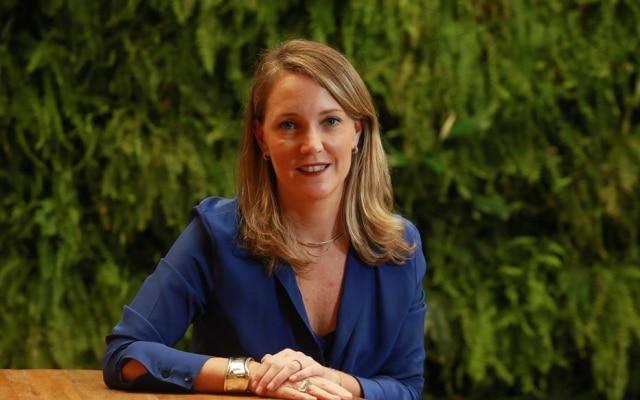 Claudia Woods, diretora geral do Uber no Brasil, apresenta iniciativa para motoristas mulheres