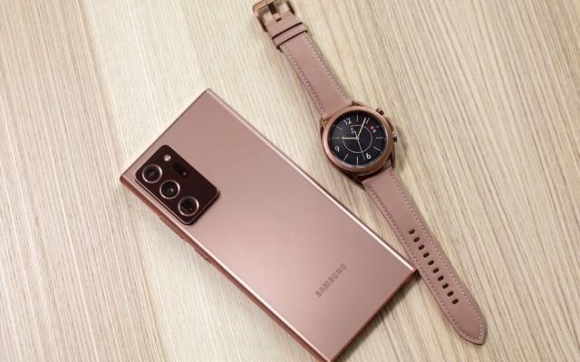 O relógio Galaxy Watch 3 terá detector de quedas
