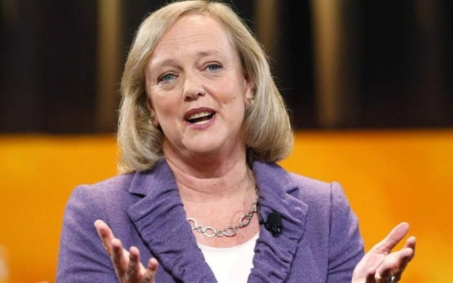 Meg Whitman deixa presidência da HP após seis anos no cargo.