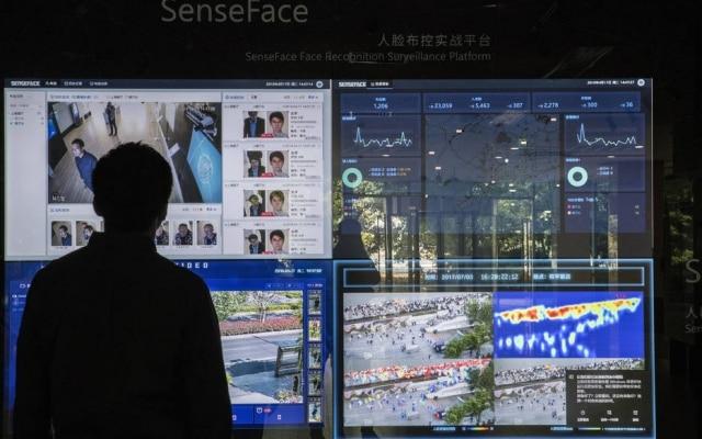 A SenseTime é uma das empresas chinesas desenvolvendo tecnologia reconhecimento facial