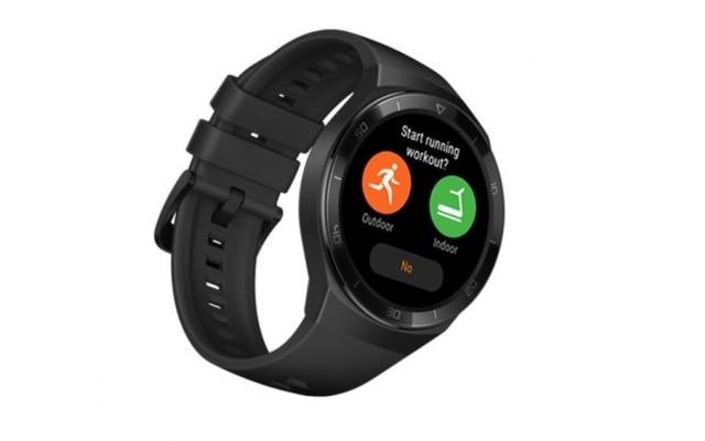 Novo relógio da Huawei tem medição do nível de oxigênio no sangue