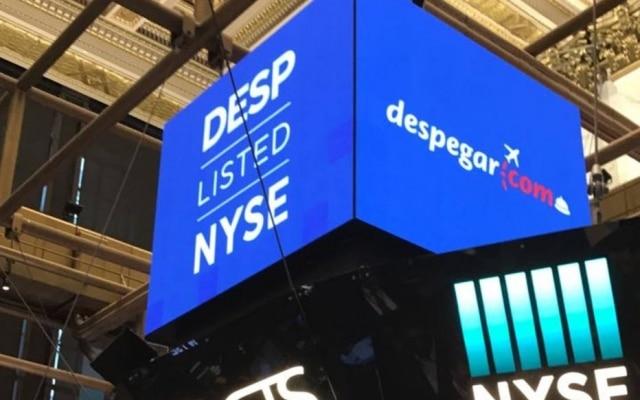 Empresa terá ações negociadas na bolsa de Nova York com a sigla 'DESP'