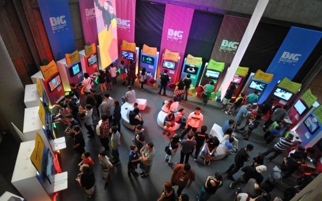 Realizado até o ano passado no Centro Cultural São Paulo, este ano o BIG está de casa nova: será realizado no Club Homs, na Avenida Paulista