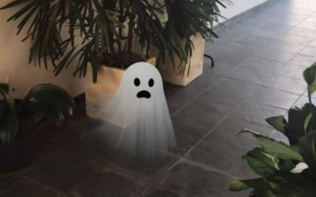 Fantasmas, abóboras e esqueletos: figuras de Halloween viram parte da decoração de Halloween com ferramenta do Google