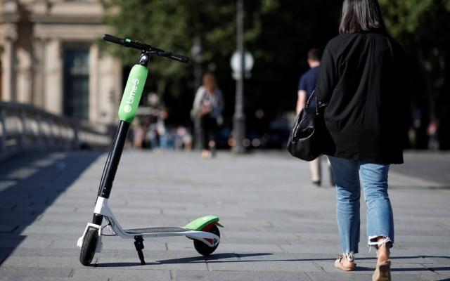 Startup de patinetes elétricos Lime, que possui investimentos do Uber, já é avaliada em US$ 1 bilhão