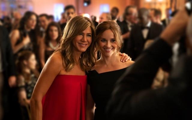 Jennifer Aniston e Reese Witherspoon estrelam a série Morning Show, um dos destaques do Apple TV+