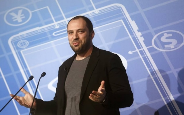 Jan Koum, fundador e presidente executivo do WhatsApp