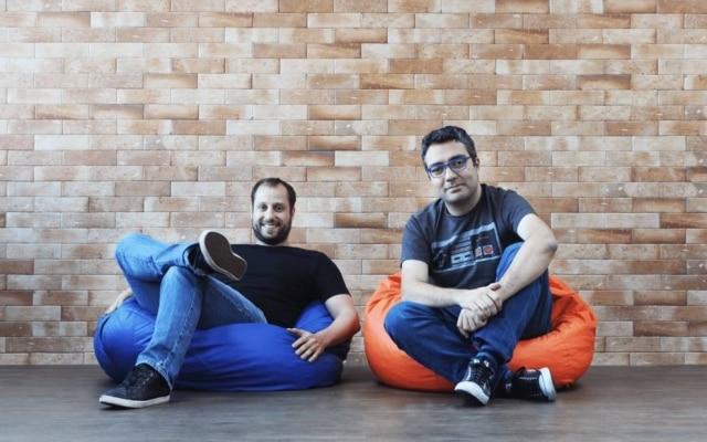 Gabriel Braga e André Penha, os fundadores da Quinto Andar