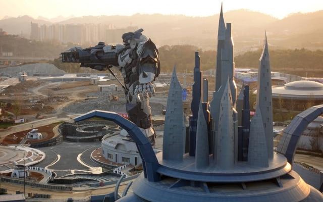 China investe US$1,5 bilhão na construção de seu primeiro parque de realidade aumentada, oOriental Science Fiction Valley.