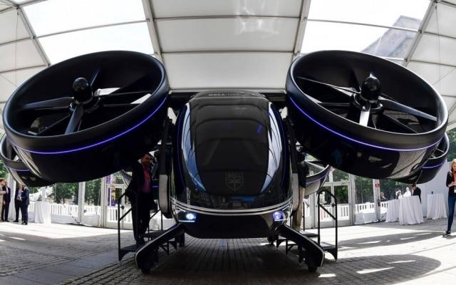 Uber apresentou protótipo de carro voador durante oElevate Summit 2019