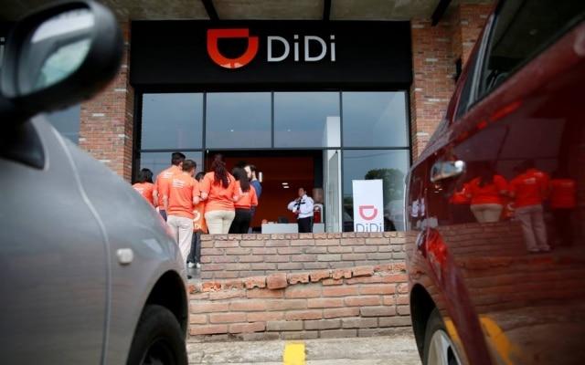 A Didi disse que planeja realizar um exame abrangente dos riscos de segurança digital