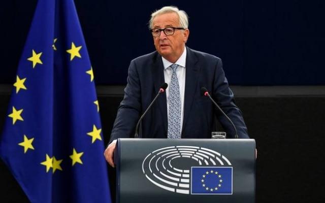 Jean-Claude Junckeré o presidente da Comissão Europeia