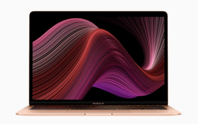 Novo MacBook Air lançado nesta quarta