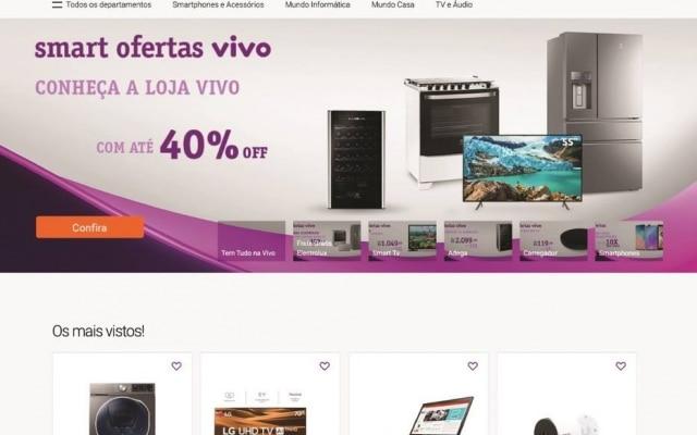 Site terá eletrônicos e eletrodomésticos; ao todo, Loja Vivo vai reunir quatro das cinco principais categorias do e-commerce no País