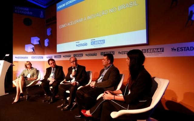 Especialistas debatem no Fórum Estadão Brasil Competitivo