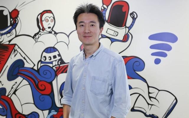 Baidu tinha escritório na zona sul de São Paulo; na foto, Yan Di, gerente-geral da empresa no país