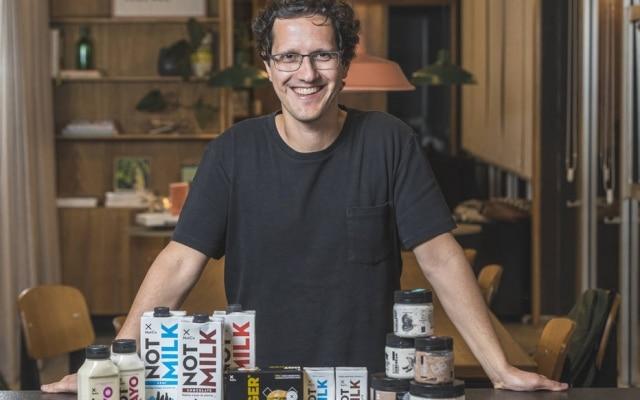 Luiz Augusto Silva, da chilenaNotCo, espera que o Brasil seja o maior mercado da empresa até o fim de 2021
