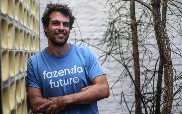 Marcos Leta, ex-sucos Do Bem e criador da Futuro Burger: dois anos de pesquisas