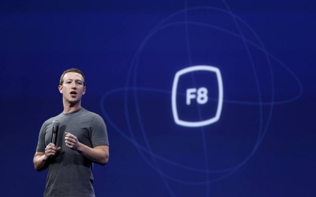 Todo ano, Mark Zuckerberg, presidente executivo do Facebook, faz discurso na F8