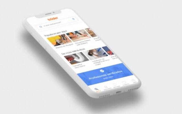 OTriider é um marketplace de serviços que conecta clientes com profissionais do mercado da construção civil